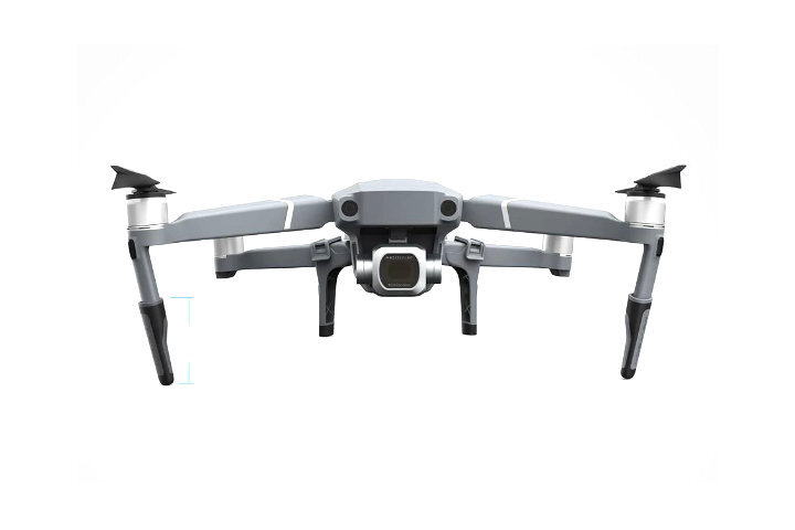 Mavic 2 pro with Pgytech landing gear extensions