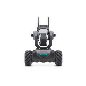 DJI RoboMaster S1 rear View White Background
