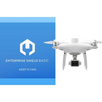 Enterprise Shield Basic(Phantom 4 Multispectral )NZ