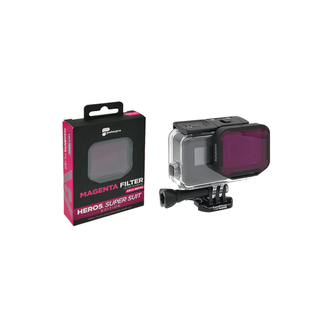 PolarPro Super Suit Magenta Filter for GoPro Hero6 / Hero5