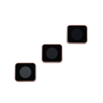 PolarPro Cinema Series Filter 3-Pack for GoPro Hero6 / Hero5 Black