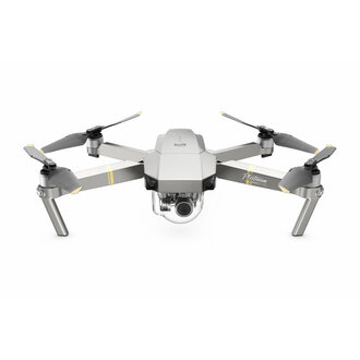 DJI Mavic Pro Platinum with Free ABS Case