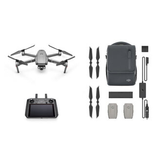 DJI Mavic 2 Zoom & DJI Smart Controller Fly More Combo